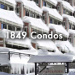 1849 Condos - 200 Yards from Lifts & Gondola! - 2, 3 & 4 bedroom condos at the base of Mammoth Mountain Ski Resort. Featuring 3 hot tubs & a contemporary/luxury feel, this is the place to stay on your Mammoth vacation!