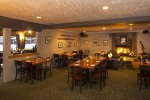 Petra's Bistro & Wine Bar in the Alpenhof Lodge