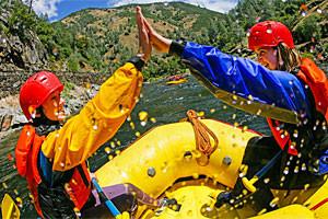 OARS - Amazing Rafting Adventures around Yosemite