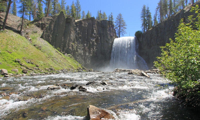 Devils Postpile National Monument California Alltrips
