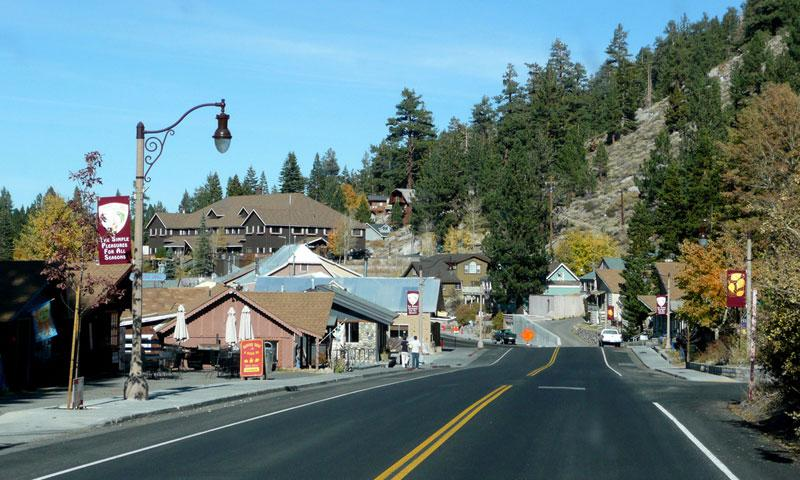 june lake village california  ca vacations  real estate  lodging