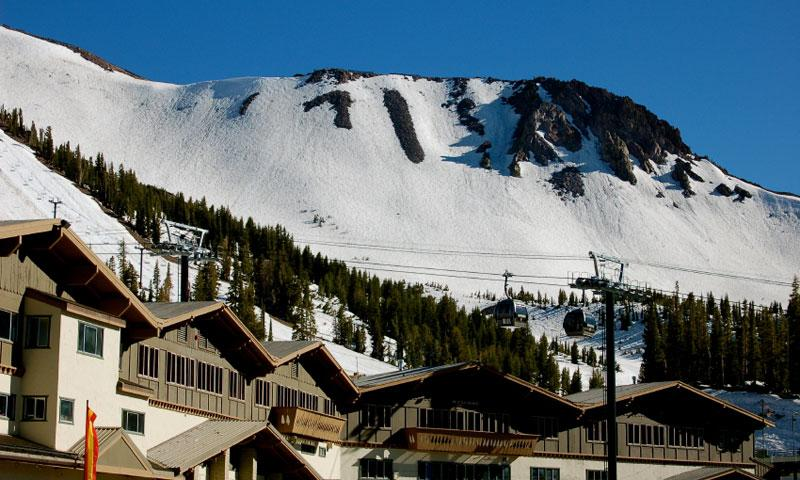 The Village At Mammoth Mountain California Alltrips