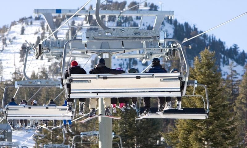 Ski Mammoth Mountain