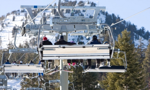 Ski Mammoth Mountain