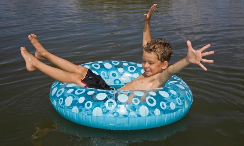 Mammoth Lakes Kids Swimming