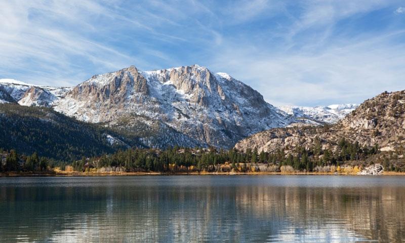 All Seasons Rv >> June Lake California Fishing, Camping, Boating - AllTrips