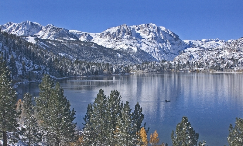 June Lake California Fishing Camping Boating Alltrips