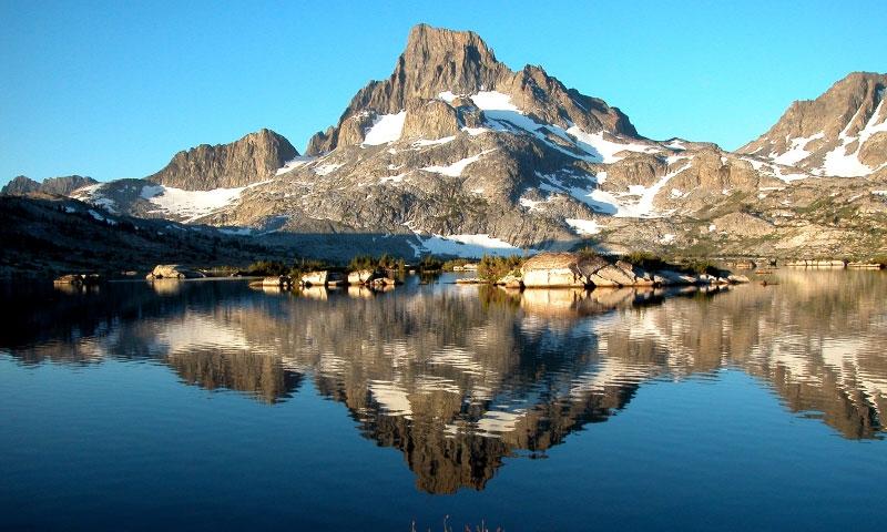 Mammoth Lakes California Mountains Mountain Ranges Alltrips