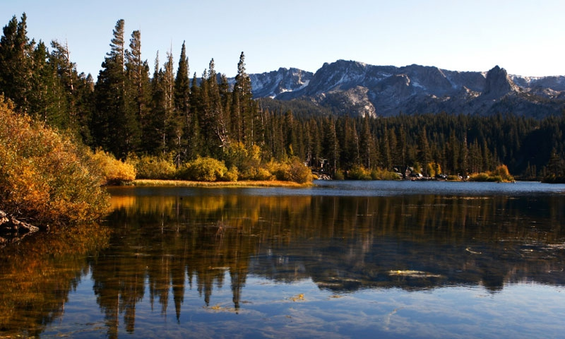 Mammoth Lakes California Travel Guide Trip Planning Info